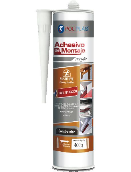 Adhesivos acrilicos Adhesivo de montaje